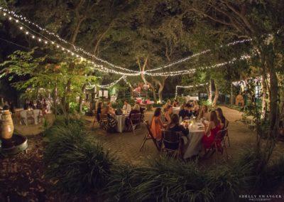 Night Reception at Monet Monet 30a