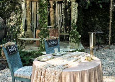 Seating at your Wedding